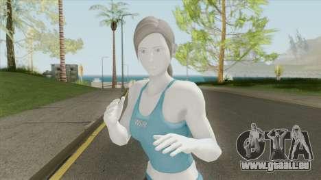 Wii Fit Trainer (Smash Ultimate) für GTA San Andreas