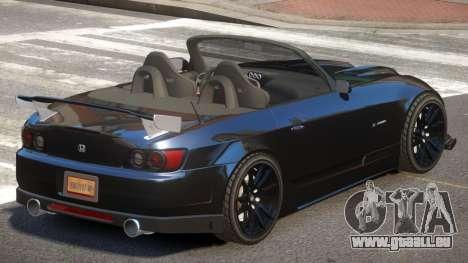 Honda S2000 D-Style pour GTA 4