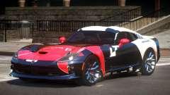 Dodge Viper SRT D-Tuned PJ3