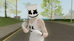 Marshmello V4 (GTA Online) pour GTA San Andreas