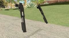 Sawed-Off Shotgun GTA V (Black)