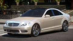 Mercedes-Benz S63 E-Style pour GTA 4