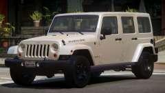 Jeep Wrangler LT