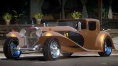 Bugatti Type 41 Old