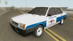 VAZ 21099 (Police Municipale)