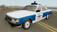 GAZ 31029 Wolga (Kommunale Polizei)
