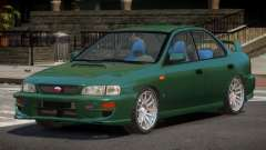 Subaru Impreza WRX R-Style