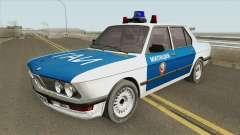 BMW 525E (E28) Police 1987