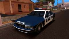 Chevrolet Caprice 1993 LSPD SA Style