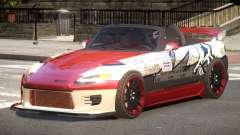 Honda S2000 D-Style PJ1 pour GTA 4