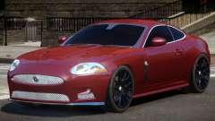 Jaguar XKR-S V2.1 pour GTA 4