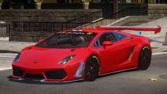 Lamborghini Gallardo LP560 SR