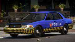 Ford Crown Victoria LT Police