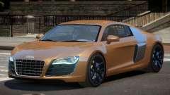 Audi R8 SCD