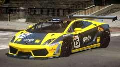 Lamborghini Gallardo LP560 SR PJ1 für GTA 4