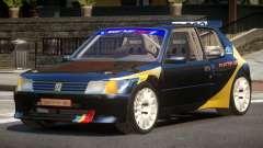 Peugeot 205 S-Tuning