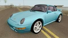 Porsche 911 (993) Turbo 1997 pour GTA San Andreas