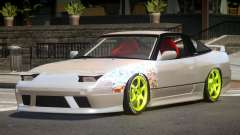 Nissan 240SX SR für GTA 4