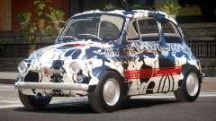 1973 Fiat Abarth PJ3