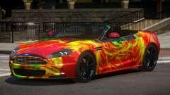 Aston Martin DBS Volante PJ2
