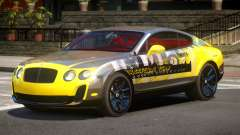 Bentley Continental RT PJ3 pour GTA 4
