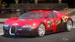 Bugatti Veyron 16.4 S-Tuned PJ2