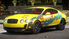 Bentley Continental RT PJ1 pour GTA 4