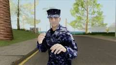 US Navy Soldier pour GTA San Andreas