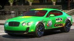 Bentley Continental RT PJ5 pour GTA 4