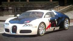 Bugatti Veyron 16.4 S-Tuned PJ1
