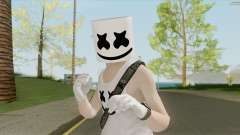 Marshmello V5 (GTA Online) pour GTA San Andreas