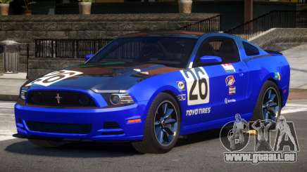 Ford Mustang B-Style PJ3 pour GTA 4