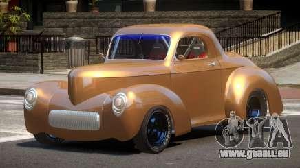 Willys Coupe 441 für GTA 4