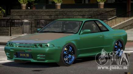 Nissan Skyline R32 IVE pour GTA 4