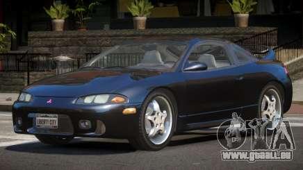 Mitsubishi Eclipse LR für GTA 4