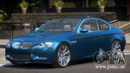 BMW M3 E92 MR pour GTA 4