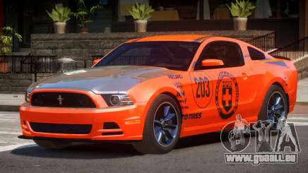 Ford Mustang B-Style PJ4 pour GTA 4