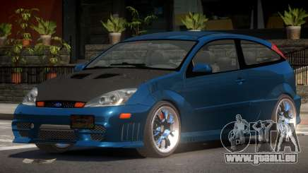 Ford Focus SVT R-Tuning pour GTA 4