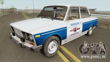 VAZ 2106 (Police Municipale) pour GTA San Andreas