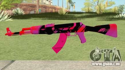 AK-47 (Nebula) pour GTA San Andreas