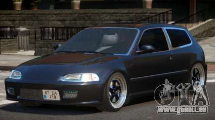 Honda Civic RTS pour GTA 4
