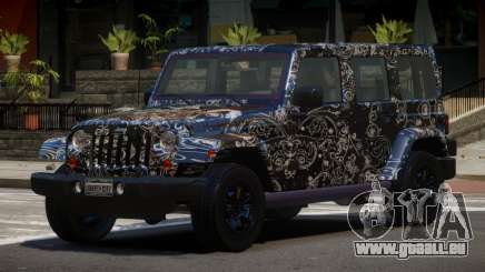 Jeep Wrangler LT PJ6 pour GTA 4
