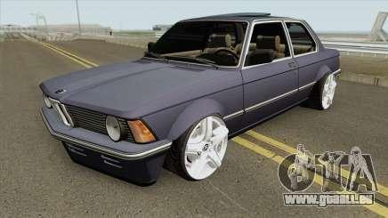 BMW 3-er E21 (Wide Body) für GTA San Andreas