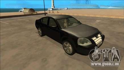 TagAZ Vortex Estina 2010 für GTA San Andreas
