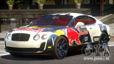 Bentley Continental RT PJ2 pour GTA 4