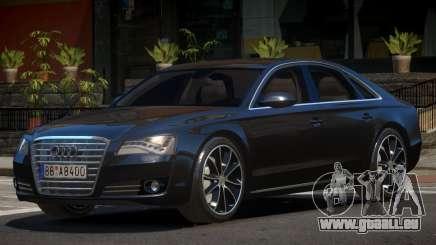 Audi A8 SE pour GTA 4