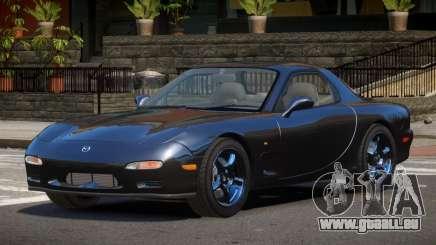 Mazda RX-7 RIL pour GTA 4