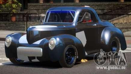 Willys Coupe 441 PJ2 für GTA 4
