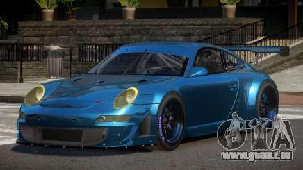Porsche GT3 R-Style für GTA 4