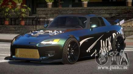 Honda S2000 GEN PJ2 für GTA 4